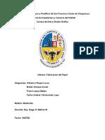 Fabricacion del papel informe.docx