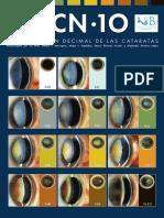 BCN10 Clasificacion de las cataratas