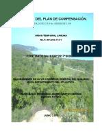 Informe siembra medida de compensación UT Laguna.pdf