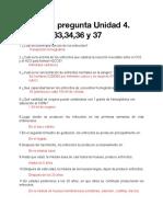 Banco de Preguntas Unidad 4 Fisiologia