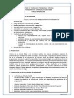 DESARROLLO DE SISTEMAS DE INFORMACION
