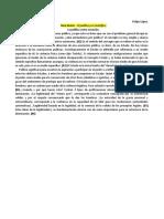 Weber, Max. El político y el científico.  [pp. 81-86].
