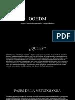 MEDOTOLOGIA OOHDM