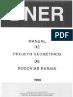 Manual - DNER (geometrico)