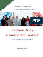 3. Documento preparatorio sinodo de los jóvenes 2017 (2)
