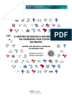 FIOCRUZ (Gestão do risco e governança da COVID19)