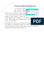 Lista de verificación de auditoría de gestión visual (1)