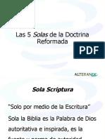 CINCO SOLAS.pptx