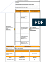 Mapa de Procesos Frituras