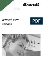 Instrucțiune Brandt cuptor electric.pdf
