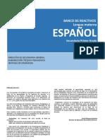 1. ESPAÑOL 1