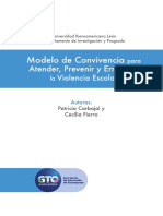 Modelo de Convivencia Guanajuato 2020