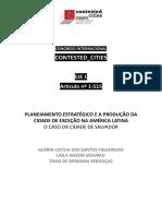 Figueiredo, Mourad, Rebouças, 2016 - PLANEJAMENTO ESTRATÉGICO E A PRODUÇÃO DA CIDADE DE EXCEÇÃO NA AMÉRICA LATINA O CASO DA CIDADE DE SALVADOR.pdf