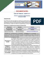 GUÍA DE TRABAJO - DOCUMENTACIÓN - 10-1 (Semanas 2 y 3).pdf