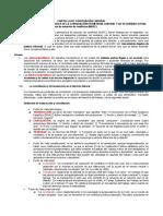 Cartila de conciliación laboral (resumen)
