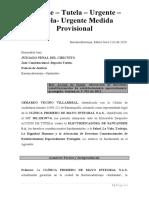TUTELA Clinica Primero de Mayo Vs ELECTRIFICADORA. Marzo 2020.