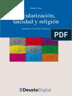 Secularización, laicidad y religión