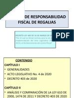 PRESENTACIÓN DECRETO 403 DE 2020