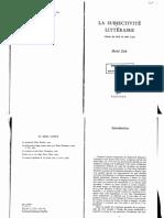 ZINK, Michel. La subjectivité littéraire.pdf