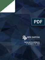 Carta Semestral - RPS CAPITAL