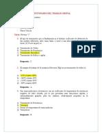 CUESTIONARIO Cap.6 Medidas de Temperatura