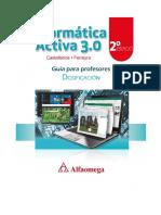 Dosificacion_Informatica_Activa_3_segundogrado