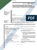 NBR 12281 - 1991 - Plano de Amostragem de Produtos Quimicos para Compostos de Borracha.pdf