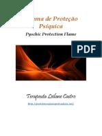 Chama de Proteção Psíquica - Acesso Gratuito