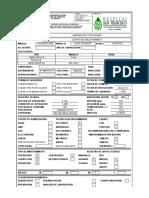 GT-MT-PRO03 FOR04 HV Equipo Biomédico