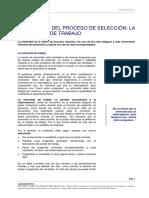 CLASE 3 EL CORAZON DEL PROCESO DE SELECCION - LA ENTREVISTA DE TRABAJO