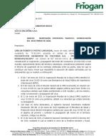 CARTA SUSPENSIÓN CEO ZOMAC- 7 DE ABRIL