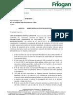CARTA SUSPENSION S&M - 7 DE ABRIL