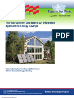Van Geet Off-Grid Home An Integrated Approach to Energy Savings