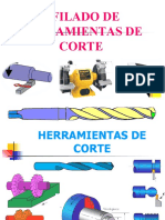 AFILADO DE HERRAMIENTAS