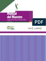 Manual del Maestro - Segundo de Preescolar