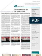 Team Atlanta - Prosthetic Gingival Reconstruction in the Fixed Partial Restoration