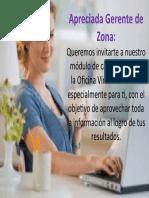 Invitacion módulo oficina virtual