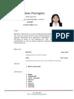 CV- PARRAGUEZ actualizado