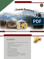 El plan de los Héroes de la Libertad