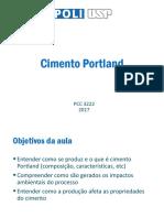 SCA_ NVS Aula 2 Cimento Portland 2017 v5