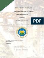 Componentes principales de un sistema hidroeléctrico