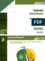 Manuel Añorve arriba en las encuestas