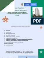 01 AGENDA 9 DE SEPTIEMBRE AA 1 EVIDENCIAS 2 Y 3 CLASIFICACION EMPRESAS