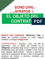 SEMANA 3  EL OBJETO  DEL CONTRATO-1
