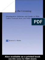 Jessica Rabin - Surviving the Crossing_ (Im)migration, Ethnicity, and Gender in Willa Cather, Gertrude Stein, and Nella Larsen (Literary Criticism and Cultural Theory) (2004).pdf