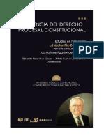 22.- La Ciencia del Derecho Procesal Constitucional - Tomo 12 - Ministerio Público, Contencioso,