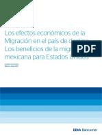 Los efectos económicos de la migración en el país de destino..pdf