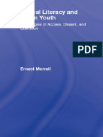 critical literacy and urban youth pedagogies of access, dissent and liberation by Ernert Morrell.pdf