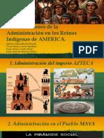 Administracion en los reinos Indigenas de America.pptx
