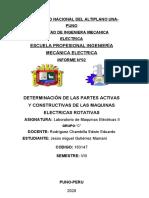 INFORME 02 MAQUINAS ELECTRICAS2020